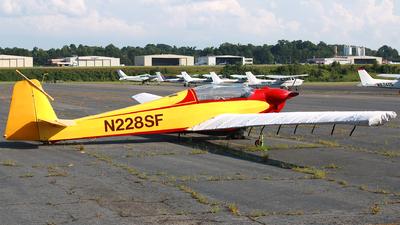 N228SF - Scheibe SF.28A Tandem Falke - Private
