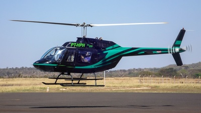 PT-HPH - Bell 206B JetRanger III - Private