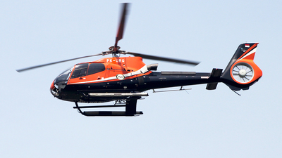 PK-URQ - Eurocopter EC 130B4 - National Utility Helicopters