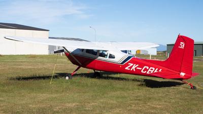 ZK-CBH - Cessna 180 Skywagon - Private