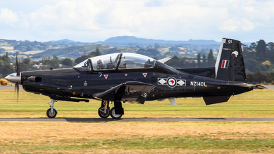 NZ1401 - Raytheon T-6A Texan II - New Zealand - Royal New Zealand Air Force (RNZAF)
