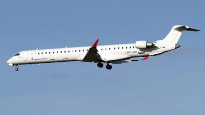 A picture of ECMNR - Mitsubishi CRJ1000 - Iberia - © DN280