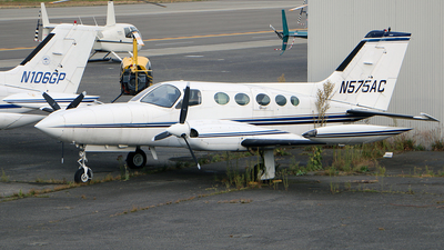 N575AC  - Cessna 421B Golden Eagle - Private