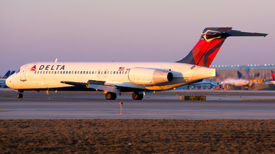 A picture of N933AT - Boeing 717231 - Delta Air Lines - © Kevin Cargo