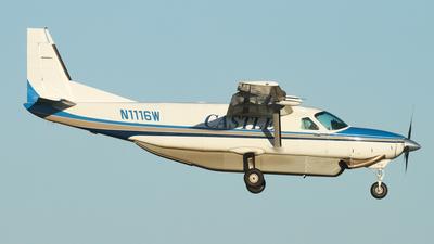 A picture of N1116W - Cessna 208B Grand Caravan - Castle Aviation - © Connor Cummings