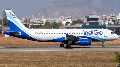A picture of VTIFA - Airbus A320232 - IndiGo - © Rohan Paliwal