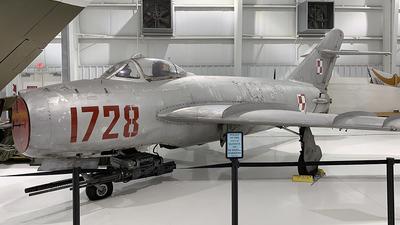 1728 - PZL-Mielec LIM-5 - Poland - Air Force
