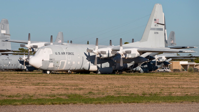 72-1295 - Lockheed C-130E Hercules - United States - US Air Force (USAF)