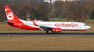 D-ABMV - Boeing 737-86J - Air Berlin