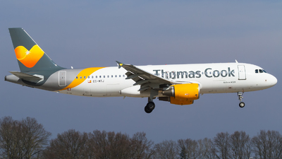 EC-MTJ - Airbus A320-214 - Thomas Cook Airlines Balearics