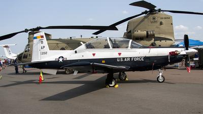 03-6202 - Raytheon T-6C Texan II - United States - US Air Force (USAF)