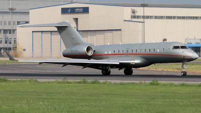 9H-VTC - Bombardier BD-700-1A11 Global 5000 - VistaJet