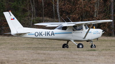 A picture of OKIKA - Cessna 152 - [15282048] - © Maik Voigt
