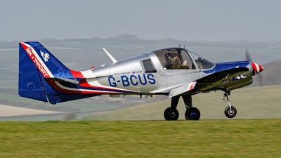 G-BCUS - Scottish Aviation Bulldog 122 - Private