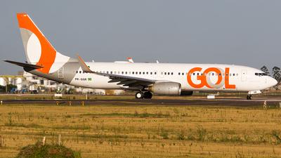 PR-GGR - Boeing 737-8EH - GOL Linhas Aereas
