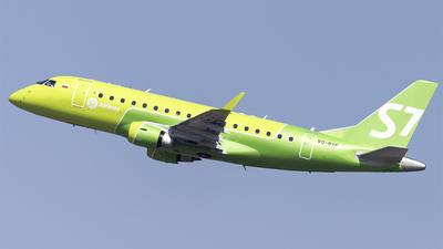 A picture of VQBYF - Embraer E170STD - S7 Airlines - © Faustasyan