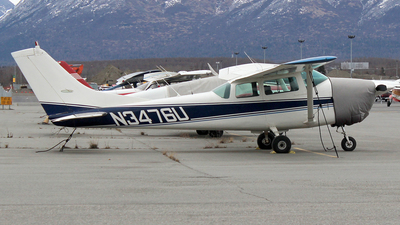 N3476U - Cessna 182F Skylane - Private