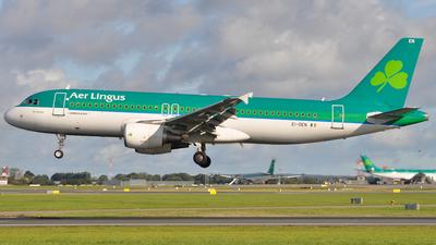 EI-DEN - Airbus A320-214 - Aer Lingus