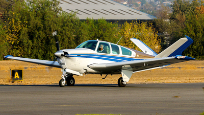 CC-PVA - Beechcraft V35B Bonanza - Private