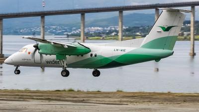 A picture of LNWIE - De Havilland Canada Dash 8100 - Wideroe - © Oskari Tanninen