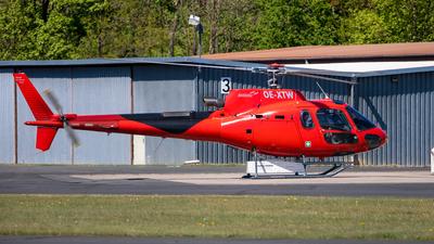 OE-XTW - Eurocopter AS 350B3 Ecureuil - Aeroheli International
