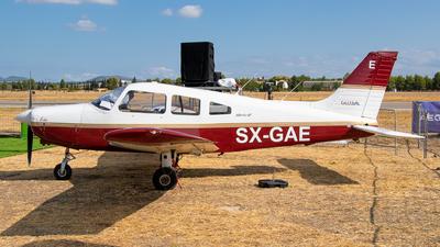 SX-GAE - Piper PA-28-161 Warrior II - Global Aviation Flight Academy