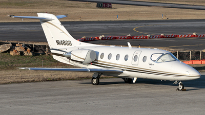 N148GB - Beechcraft 400A Beechjet - Private