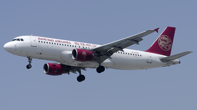 B-6338 - Airbus A320-214 - Juneyao Airlines