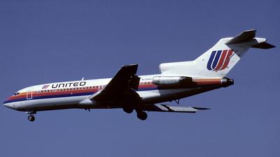 N7055U - Boeing 727-22 - United Airlines
