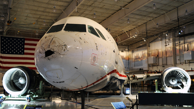 N106US - Airbus A320-214 - US Airways