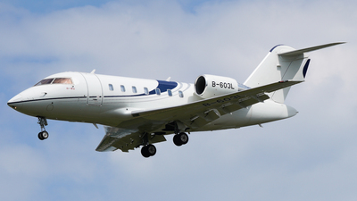 B-603L - Bombardier CL-600-2B16 Challenger 650 - Private