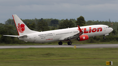 HS-LTR - Boeing 737-9GPER - Thai Lion Air