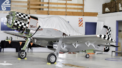 ZK-WZY - Titan T-51 Mustang - Private