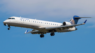 N507MJ - Bombardier CRJ-701ER - United Express (Mesa Airlines)