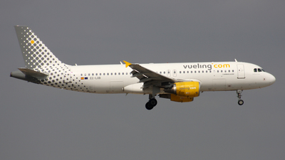 EC-LOB - Airbus A320-214 - Vueling Airlines