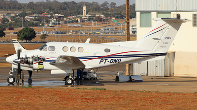 PT-ONO - Beechcraft F90 King Air - Private