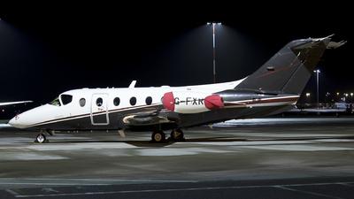 G-FXRS - Nextant 400XTi - Flairjet