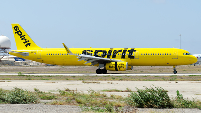 N671NK - Airbus A321-231 - Spirit Airlines
