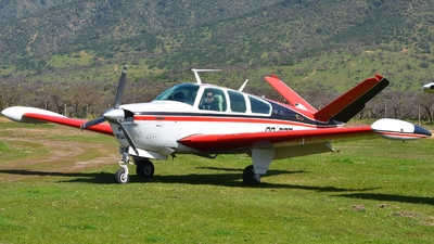 CC-PZZ - Beechcraft V35B Bonanza - Private
