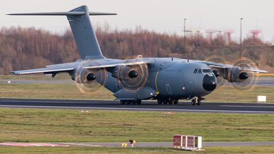 CT-02 - Airbus A400M - Belgium - Air Force