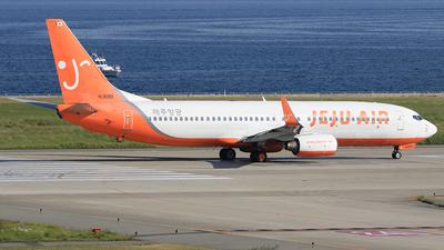 HL8260 - Boeing 737-8BK - Jeju Air