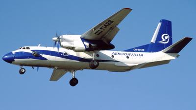 CU-T1428 - Antonov An-26 - Aerogaviota
