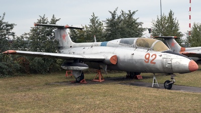 92 - Aero L-29 Delfin - Russia - Air Force