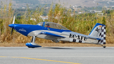 EC-XFU - Vans RV-8 - Private