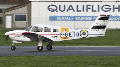 A picture of FGETG - Piper PA28RT201 - [28R8218009] - © diopere geert