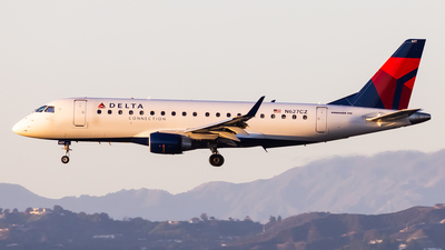 N627CZ - Embraer 170-200LR - Delta Connection (Compass Airlines)