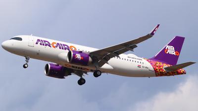 SU-BUL - Airbus A320-251N - Air Cairo