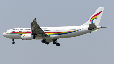 B-8950 - Airbus A330-243 - Tibet Airlines