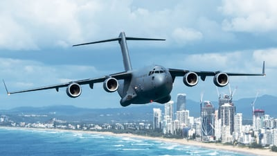 A41-213 - Boeing C-17A Globemaster III - Australia - Royal Australian Air Force (RAAF)