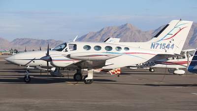 N71544 - Cessna 421B Golden Eagle - Private